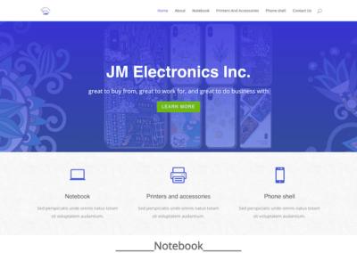 JM Electronics Inc