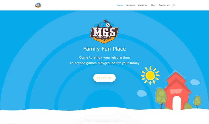 M&S Arcade